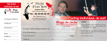 Offrez un Stage de Pêche en Vendée en Chèques Cadeaux
