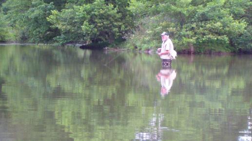 Stage de pêche à la Mouche en Vendée