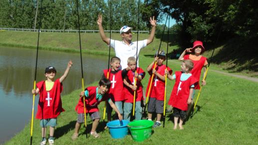 * Anniversaire ou pour toutes occasions: Organisez une partie de Pêche en Vendée