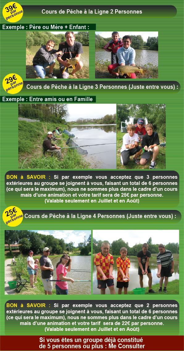 Stage de Pêche à La Ligne en Vendée