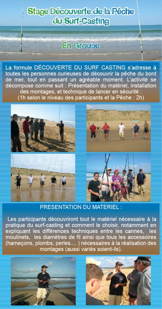 Surf-Casting en Vendée