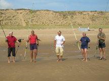 STAGE DECOUVERTE DU SURF-CASTING en VENDEE en Groupe