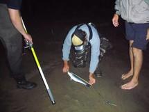 DECOUVERTE SURF-CASTING en VENDEE, de NUIT