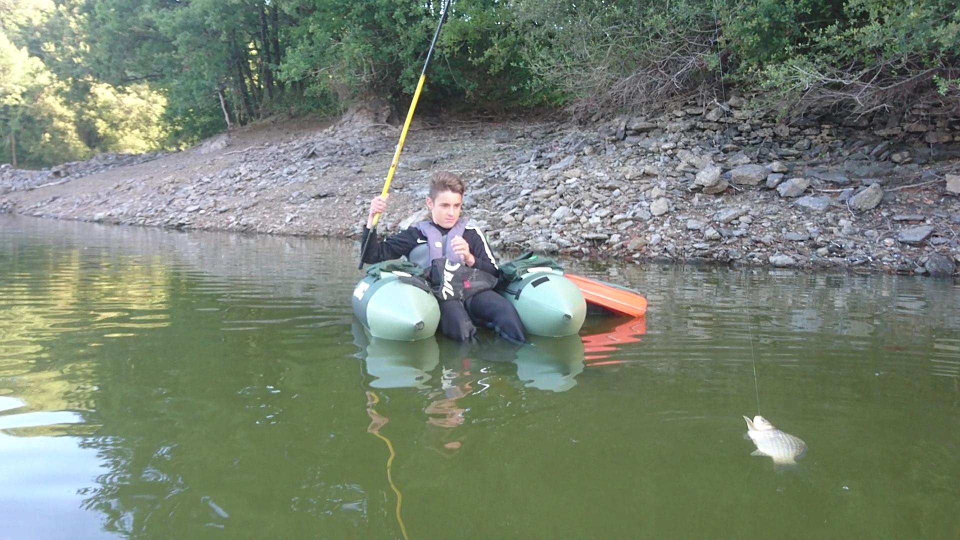 Pêche à la Ligne en Float-Tube