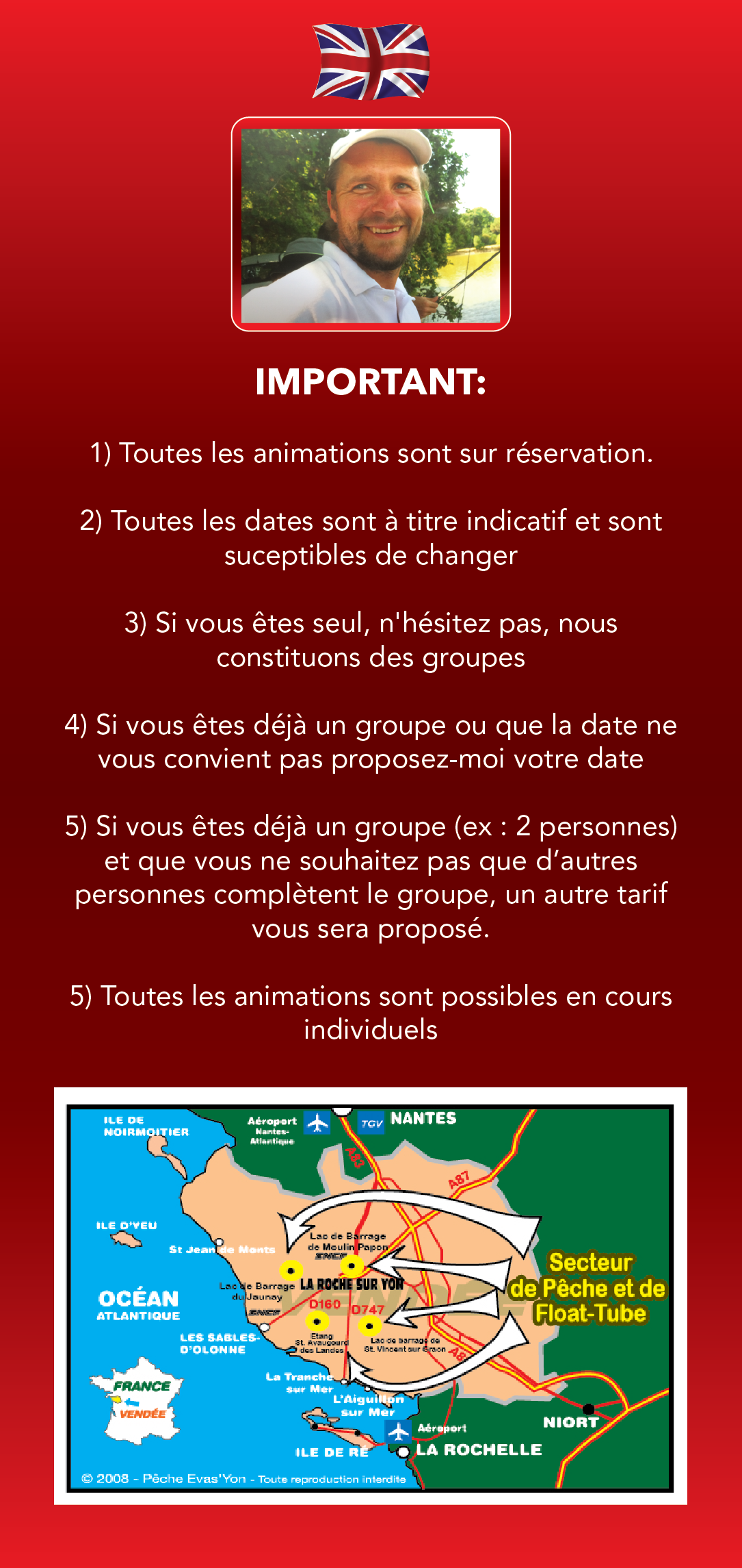ANIMATIONS ESTIVALES PÊCHE JUILLET / AOÛT 2021